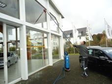 Referenzen photovoltaik und solaranlagenreinigung for Autohaus stahl